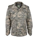 Veste de combat Mil-Tec style M-65 AT-digital