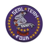 Insigne US Seal Team Four