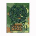insigne tissu tireur d´élite Expert Pistol