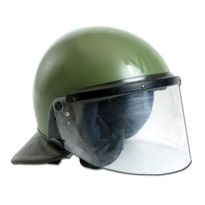 Casque tactique BW police militaire occ.