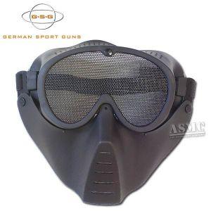 Masque Airsoft GSG noir