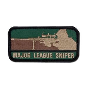 Patch MilSpecMonkey Major League Sniper forest