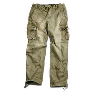 Pantalon Alpha Industries Tough kaki