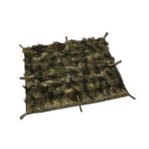 Couverture de camouflage Ghillie MFH woodland 2 x 1.5 m