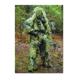 Ghillie Suit Highlander woodland