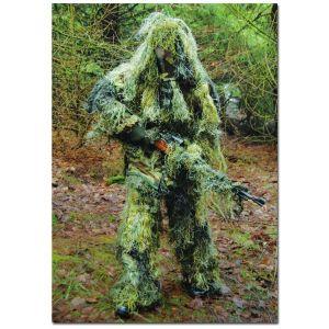 Ghillie Suit Highlander Enfant woodland