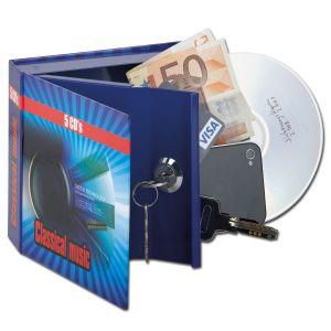 Tresor CD Sammelbox