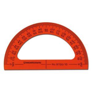 Goniomètre demi-cercle