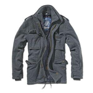 Veste Brandit M-65 Voyager Wool anthracite