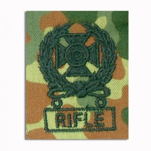 Insigne tireur d´élite Expert Rifle flecktarn