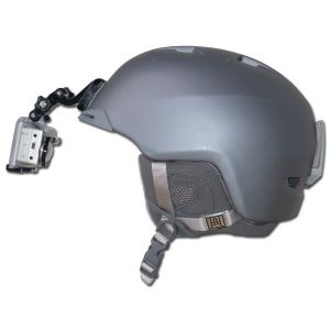 Support frontal GoPro pour casque