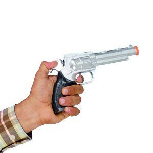 Accessoire de Déguisement Revolver de Cowboy