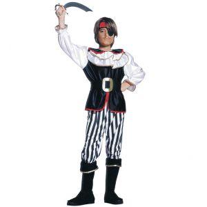 Déguisement Pirate Garçon - 11-13 ans