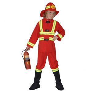 Déguisement Pompier Enfant - 11/13 ans