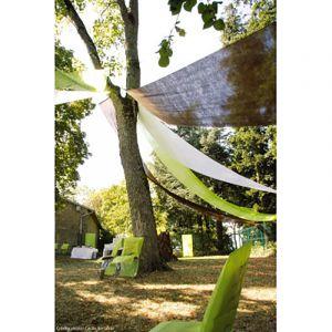 Tenture en tissu - Vert