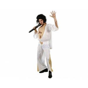 Combinaison Elvis Presley Torse Rembourré - Taille Unique
