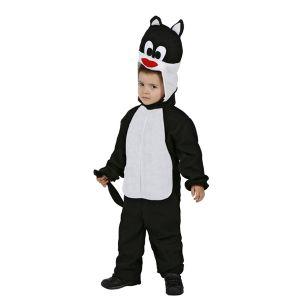 Déguisement Chat Noir Enfant-3/4 ans