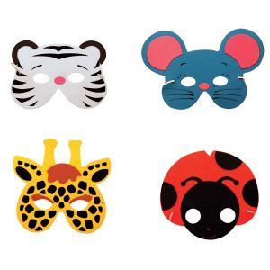 Masque Enfant Animal au choix-Pirate