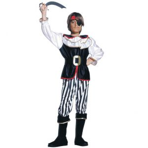 Déguisement Pirate Garçon - 8-10 ans