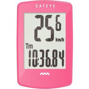 Compteur Cateye Padrone CC-PA 100 W - Rose