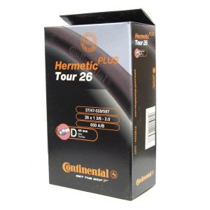 Chambre à air Continental Hermetic Plus Dunlop 26' (37/54-559-597)