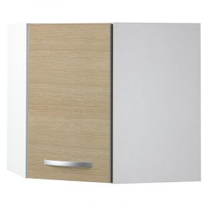 Meuble d 39 angle blanc 60x60 comparer 22 offres Meuble 60x60