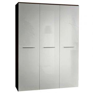 armoire 3 portes wenge comparer 50 offres. Black Bedroom Furniture Sets. Home Design Ideas