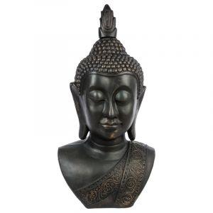 statue bouddha resine comparer 26 offres. Black Bedroom Furniture Sets. Home Design Ideas