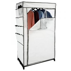 armoire penderie 160 cm comparer 77 offres. Black Bedroom Furniture Sets. Home Design Ideas