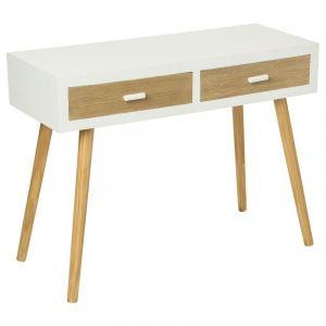 console avec tiroirs comparer 515 offres. Black Bedroom Furniture Sets. Home Design Ideas