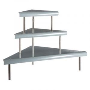 Etagere d 39 angle cuisine comparer 68 offres for Etagere angle cuisine