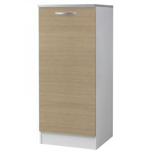meuble colonne cuisine en chene comparer 12 offres. Black Bedroom Furniture Sets. Home Design Ideas