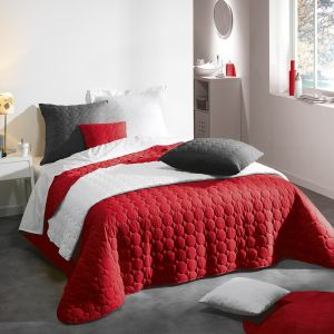 linge de lit rouge comparer 711 offres. Black Bedroom Furniture Sets. Home Design Ideas