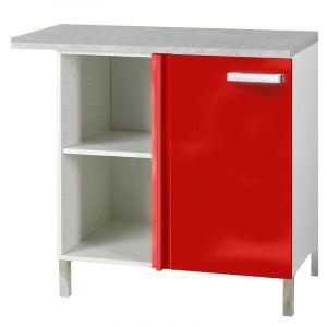 meuble haut cuisine hauteur 100 cm comparer 4 offres. Black Bedroom Furniture Sets. Home Design Ideas