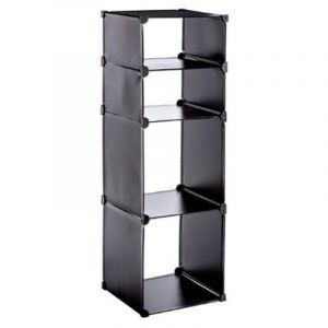 etagere rangement tissu comparer 146 offres. Black Bedroom Furniture Sets. Home Design Ideas