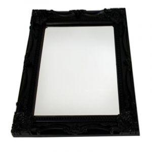 cadre baroque noir comparer 28 offres. Black Bedroom Furniture Sets. Home Design Ideas