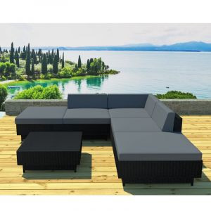 salon de jardin acapulco comparer 34 offres. Black Bedroom Furniture Sets. Home Design Ideas