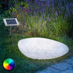 Lampe décorative d'extérieur solaire LED Stone 40