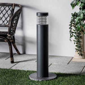 Borne lumineuse LED Lucius hauteur 65 cm