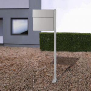 boite lettres sur pied comparer 64 offres. Black Bedroom Furniture Sets. Home Design Ideas