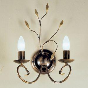 Applique REGINE au style florentin, doré antique