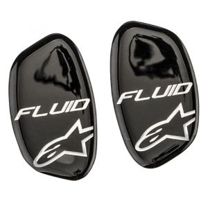 Alpinestars Hinge Cover Stickers For Fluid Knee Brace