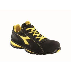 Chaussure sécurité Glove noire jaune taille 42