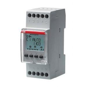 Horloge tableau electrique comparer 41 offres - Horloge tableau electrique ...