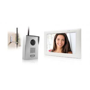 Interphone vidéo sans fil - THOMSON