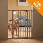 Barrière Dog Barrier 2 pour chien - extension L 7 x H 75 cm