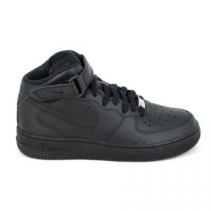 NIKE Air Force 1 Mid JR Noir