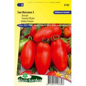 Tomate San Marzano - Tomate Italienne