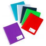 Reliure Geode - VIQUEL - 60 vues - A4 - Assortiment de couleurs