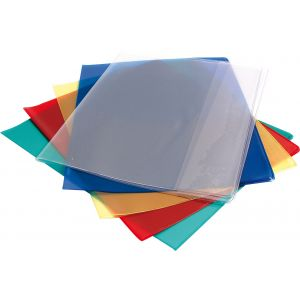 Protège-cahier 24x32 cm - CALLIGRAPHE - Jaune